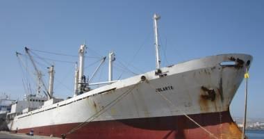 """Piraţii nigerieni i-au eliberat pe marinarii de pe nava """"Solarte"""""""