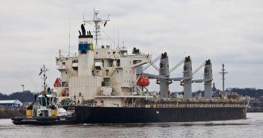 "Pirații nigerieni au atacat bulk-carrier-ul ""Dino"""