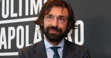 Andrea Pirlo, aproape să aducă un star la Juventus