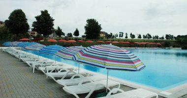 O zi de relaxare  la piscina cu apă sărată, din Techirghiol