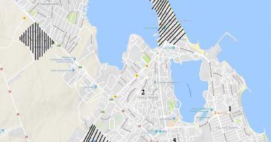 Plăcuţe de informare şi orientare, în municipiul Constanţa