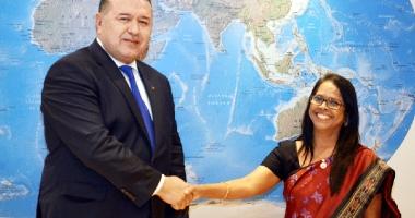 Planuri economice de colaborare  între România și India, în 2018