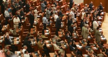 Legea salarizării, adoptată în plenul Camerei Deputaţilor