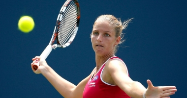 TENIS / Karolina Pliskova, în sferturile de finală, la Australian Open