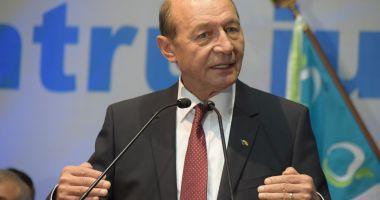 """Traian Băsescu: """"Este o inițiativă de nepermis. PMP respinge această abordare"""""""