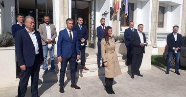 Liberalii din Constanța au depus listele pentru alegerile parlamentare
