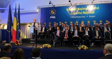 Liberalii au modificat statutul partidului. Foştii preşedinţi aleşi vor face parte din Biroul Executiv