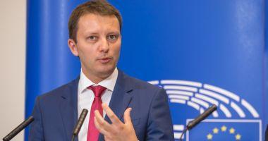 Siegfried Mureșan, de la PNL, a cerut bani de la UE.