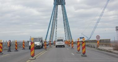 Podul Agigea, după şase ani de incompetenţă.