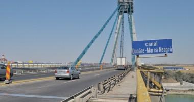 Victor Ponta, vizită în Agigea / Ultimele veşti despre circulaţia pe pod