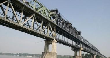 România şi Bulgaria discută construirea a patru poduri noi pe Dunăre