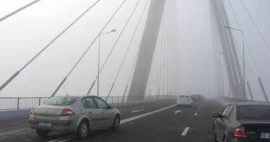 Galerie foto. Noul pod de la Agigea, deschis circulaţiei