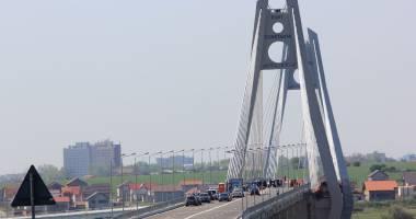 Ve�ti bune! Se deschide noul pod de la Agigea!