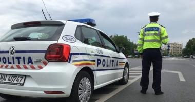 Poliţist, în stare gravă după ce a fost lovit de o maşină în care se aflau traficanţi de droguri