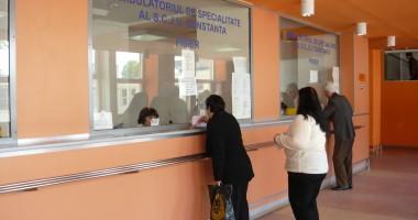 Policlinica 1 din Constan�a, reabilitat� de un ONG