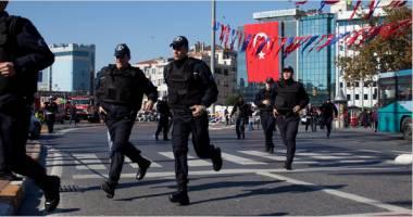 Doi poliţişti turci, răniţi într-un atac cu bombă la Istanbul