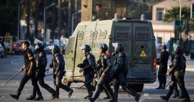 Poliţia egipteană a ucis 14 jihadişti
