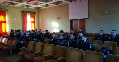 Forțe proaspete la Poliția Constanța