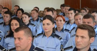 Poliția din Constanța organizează concurs pentru recrutare  din sursă externă