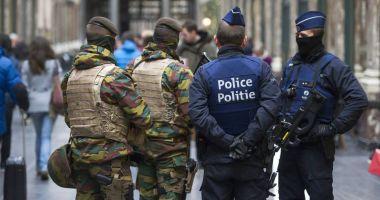 Alertă cu ANTRAX la Bruxelles, lângă consulatul României