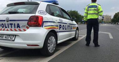 """Tânăr arestat după un flagrant la înşelăciune prin metoda """"Accidentul"""""""