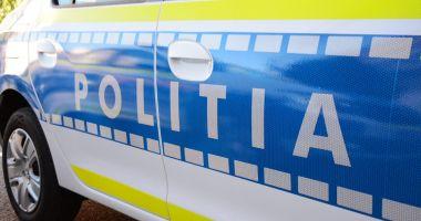 TIR condus de şofer român, accidentat de o femeie care a intrat pe contrasens