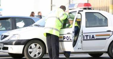 Poliţiştii vor fi pe străzi, în Duminica Floriilor