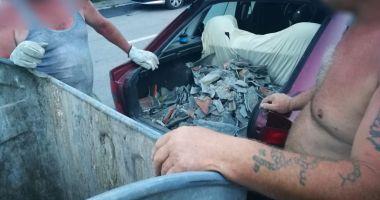 Poliţia Locală face raiduri prin cartierele Constanţei