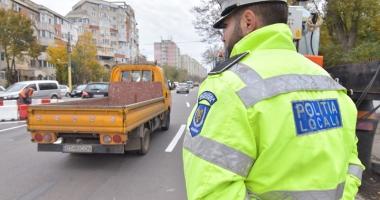 Poliţia Locală ar putea primi din atribuţiile Poliţiei Rutiere