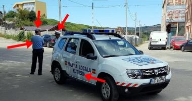 """Poliţia Locală îşi schimbă uniforma, dar năravul ba! """"Este mai uşor să pari ceea ce nu eşti"""""""