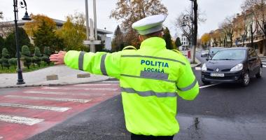 """Foto : Poliţist local, cu salariu de 5.000 de lei: """"Problema nu e la noi, ci la militari şi poliţişti!"""""""