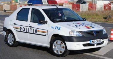 Puşti fără permis, urmărit în trafic de poliţiştii constănţeni! Nu a oprit la semnalul de oprire