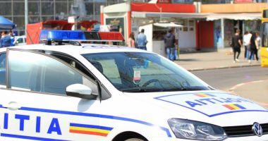 Tâlhar din Constanţa, reţinut de poliţişti
