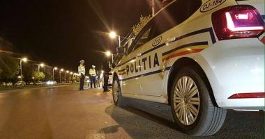 Razii pe străzile Constanţei! Şoferii petrecăreţi au rămas fără permise, din cauza alcoolului