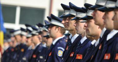 Școala Altfel / Elevii, încurajați să îmbrățișeze cariera de poliţist
