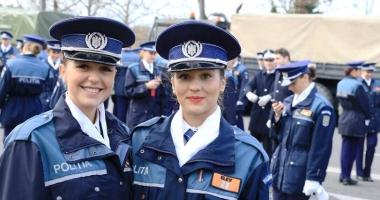 Încadrări din sursă externă! Poliţia anunţă opt candidaţi pe loc