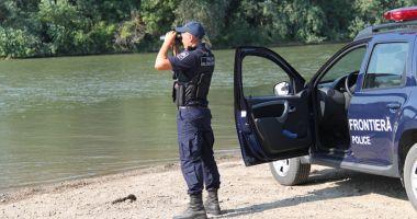 Poliţist de frontieră, găsit împuşcat! A lăsat un bilet de adio pentru soţie