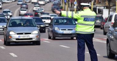 Poliţiştii rutieri, avertismente în loc de amenzi.