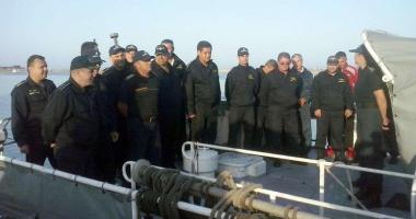 Poliţiştii de frontieră români au revenit acasă după patru luni de patrulare în Marea Egee