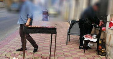 Amenzi uriaşe dacă faceţi grătar în locuri neamenajate, în Constanţa