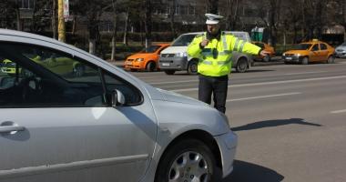Protest inedit al polițiștilor: amenzile, înlocuite cu avertismente