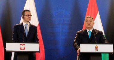 Polonia va bloca orice sancţiuni ale UE împotriva Ungariei