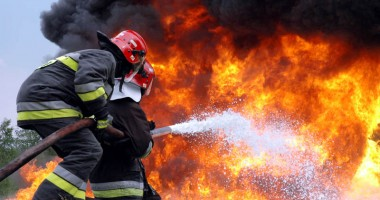 Pompieri răniţi într-o intervenţie în Creta