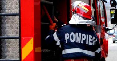 Explozie puternică la Constanța, din cauza unor acumulări de gaze