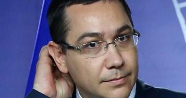 Victor Ponta: Acciza de 7 eurocenţi la motorină ar putea fi amânată trei luni
