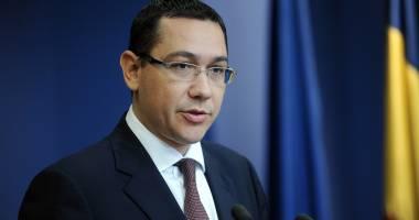Ponta: FMI nu agreează reducerea TVA