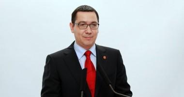 Victor Ponta: În 2013, vom cheltui mai mult decât vom produce