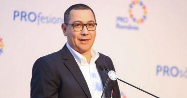 Victor Ponta: E un măcel în PSD. Liviu Dragnea ori te cumpără, ori te elimină