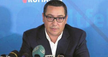 Victor Ponta: Delta devine un fel de lac Belina