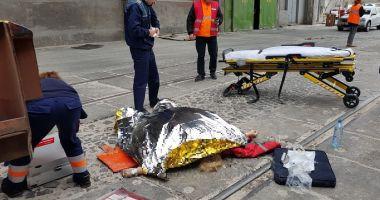 UPDATE / Accident rutier grav în Portul Constanţa. Din păcate, femeia accidentată A MURIT
